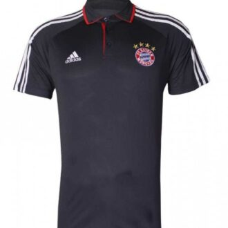 Bayern Munich Prematch Polo-Black