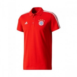 Bayern Munich Prematch Polo-Red