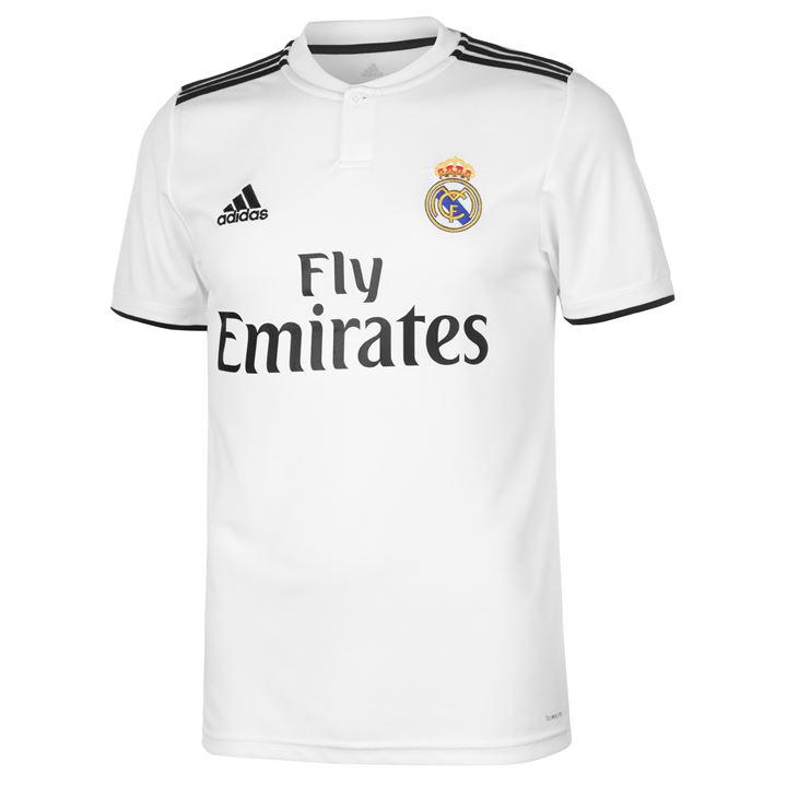 a858e4340 Real Madrid Home Shirt 2019 – Jerseygramm