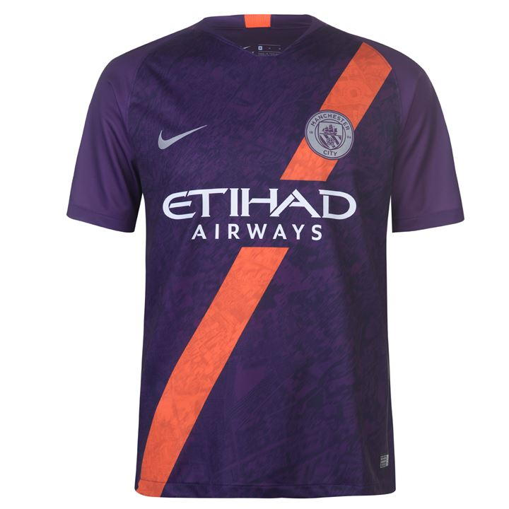 new styles ddd67 3b49e Manchester City Third Shirt 2019