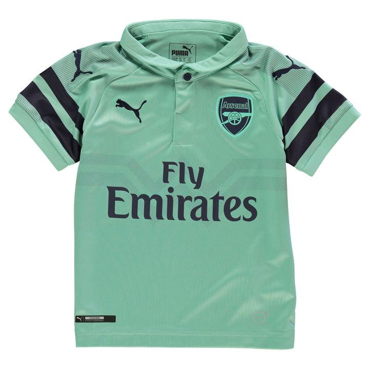on sale 901d0 0bc1f Arsenal Third Jersey kit 2018-2019 Kids