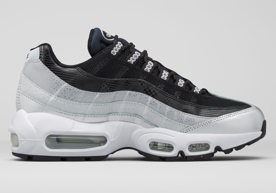 another chance 1f889 e20c8 ... Airmax 95   Black Grey Silver. Sale!