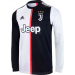 Juventus Home Shirt Long-sleeve 2020