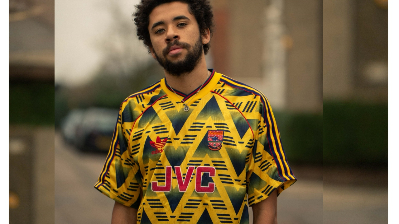 arsenal retro jersey 2020