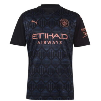 Man City Away Jersey 2021