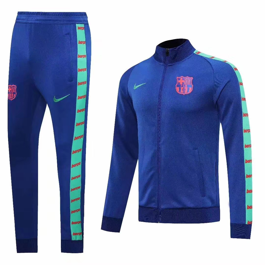 Barcelona Presentaion Tracksuit