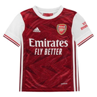 Arsenal Kids Home Shirt 2021