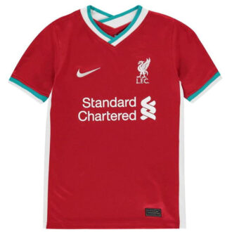 Liverpool Kids Home Shirt 2021