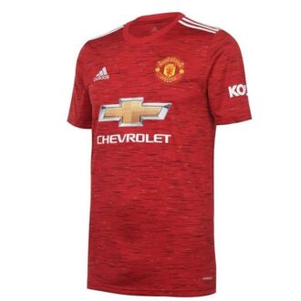 Manchester United 2021 Home Shirt