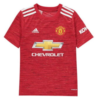 Manchester United Kids Home Shirt 2021