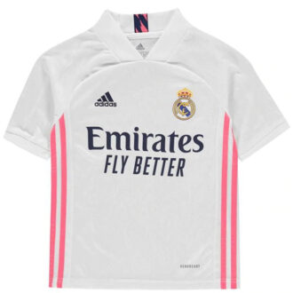 Real Madrid Kids Home Jersey 2021