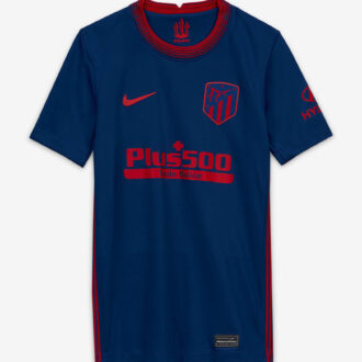Atletico Madrid 2021 Away Jersey