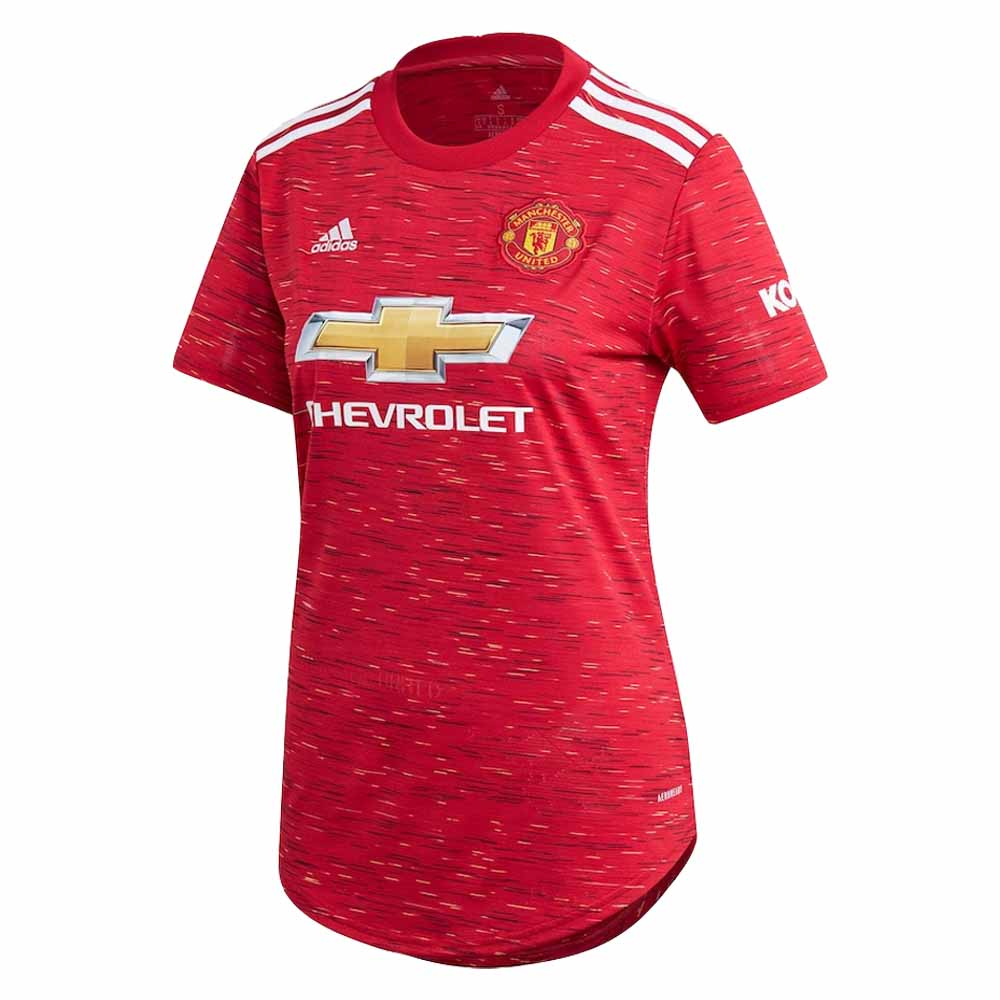 Manchester United Ladies Home Jersey 2021   Female kit ...
