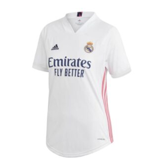 Real Madrid Ladies 2021 Home Jersey