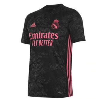 Real Madrid Third Jersey 2021