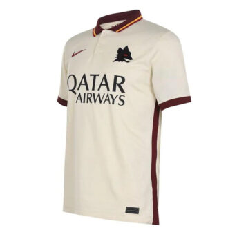 AS Roma 2021 Prematch Polo