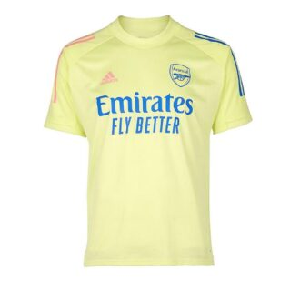Arsenal 2021 Prematch Polo Peach