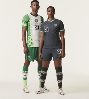 International Jerseys and kits