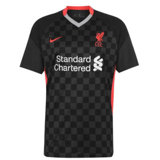 Liverpool third shirt 2021