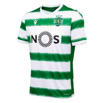 Sporting Lisbon 2021 Home Shirt